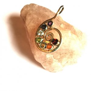 Ammonite Chakra